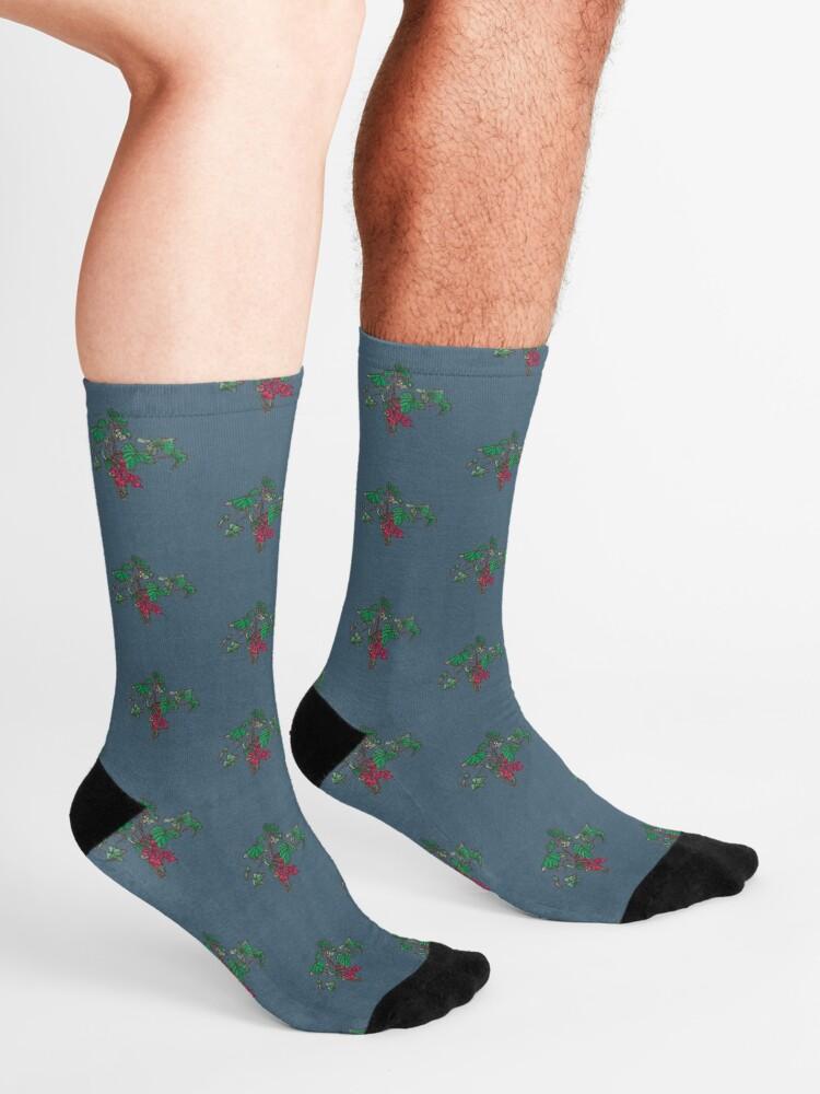 Alternate view of Currant Socks