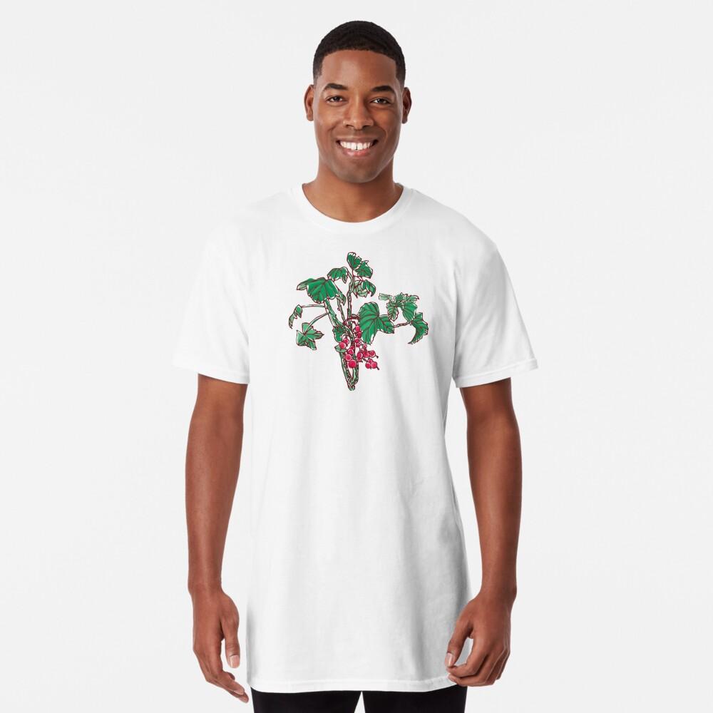 Currant Long T-Shirt