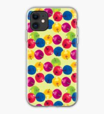Colorful Berries iPhone Case