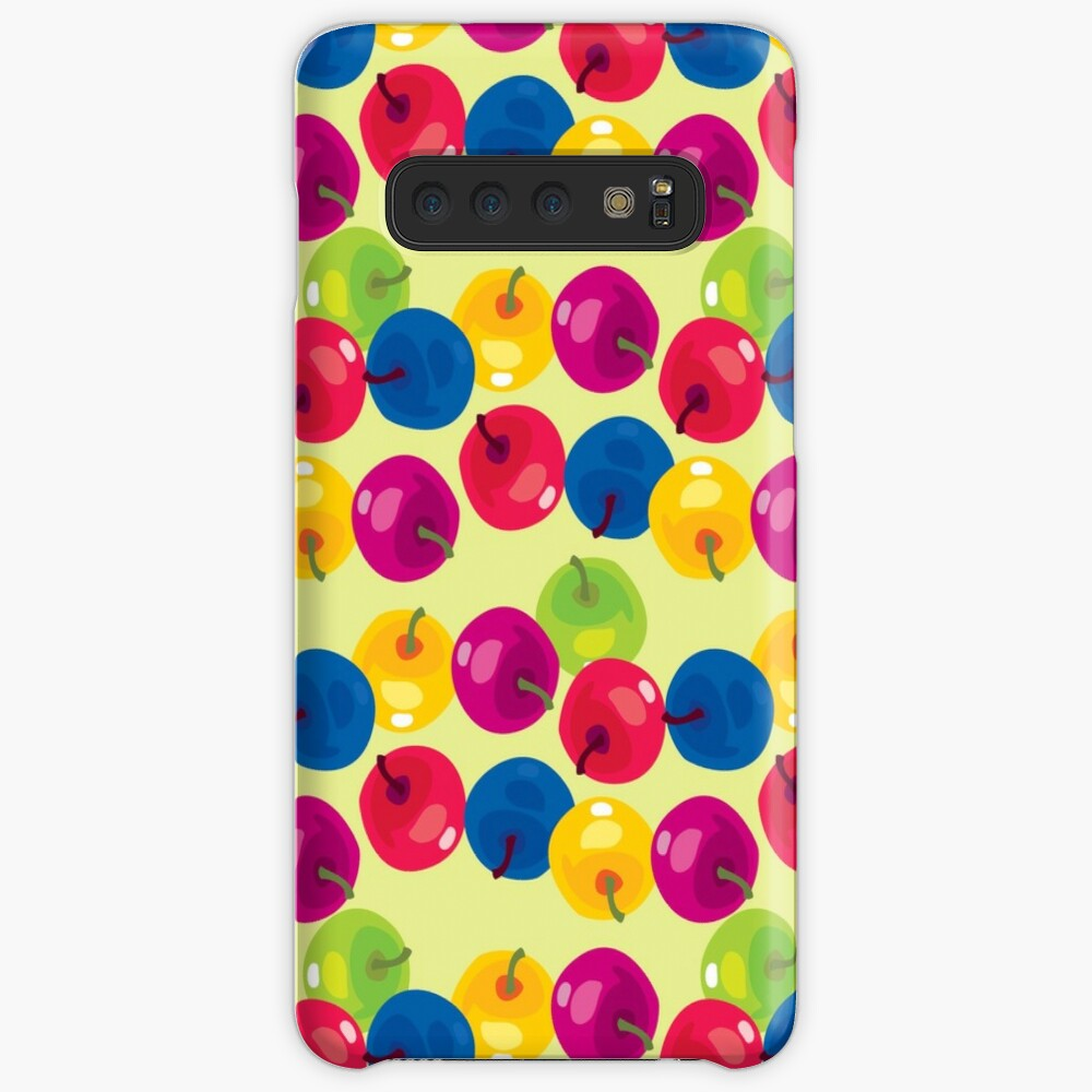 Colorful Berries Samsung Galaxy Snap Case
