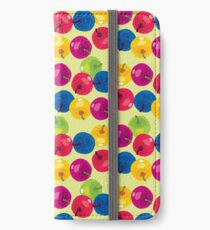 Colorful Berries iPhone Wallet/Case/Skin