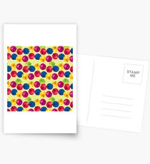 Colorful Berries Postcards