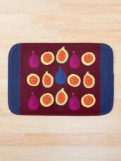 Sweet Fig Bath Mat
