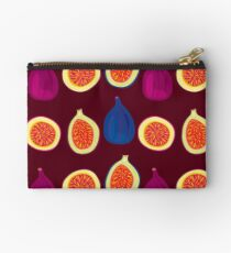 Sweet Fig Zipper Pouch