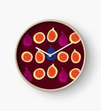 Sweet Fig Clock