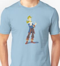 Guybrush Threepwood: Mighty Pirate (tm) 2.0 Unisex T-Shirt
