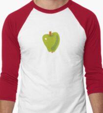 Green Apple Baseball ¾ Sleeve T-Shirt