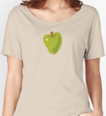 Green Apple Relaxed Fit T-Shirt