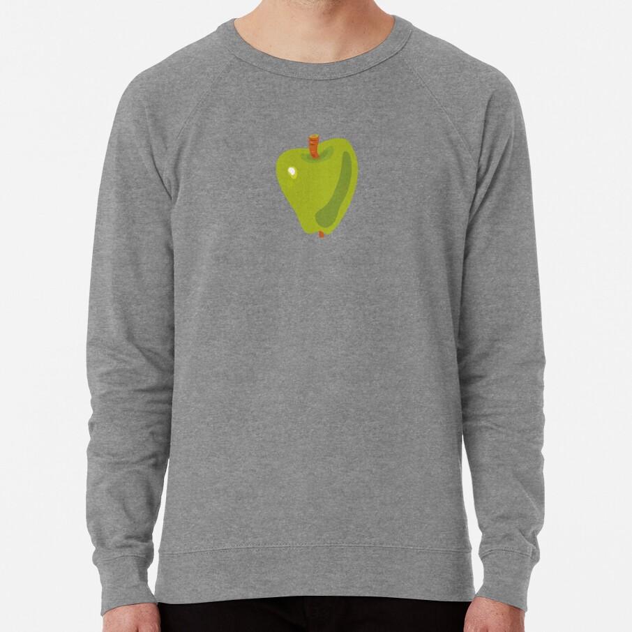 Green Apple Lightweight Sweatshirt