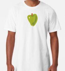 Green Apple Long T-Shirt