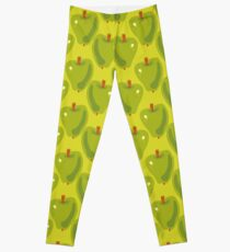 Green Apple Leggings