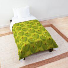 Green Apple Comforter