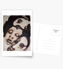 Faces, Bernard Lacoque-64 Postcards