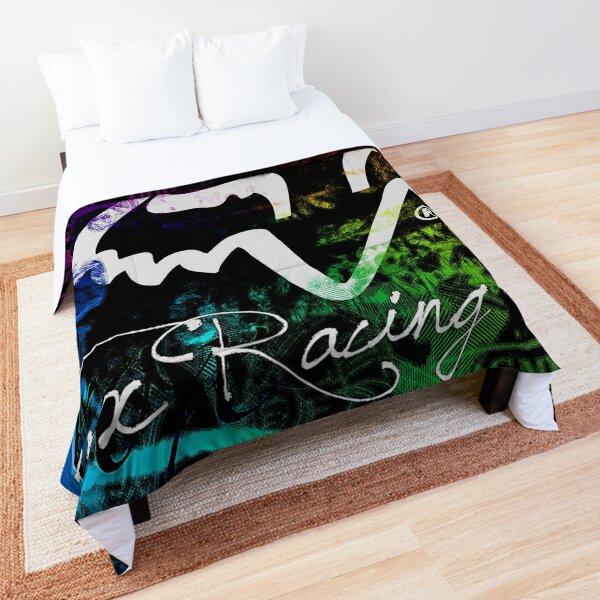 Fox Racing Poster Comforter