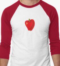 Red Apple Baseball ¾ Sleeve T-Shirt