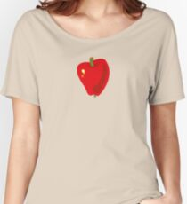 Red Apple Relaxed Fit T-Shirt