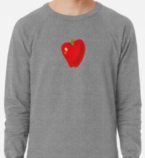 Red Apple Lightweight Sweatshirt