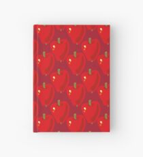 Red Apple Hardcover Journal