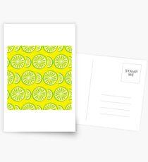 Lime Postcards