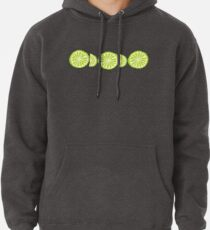 Lime Pullover Hoodie