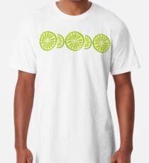 Lime Long T-Shirt