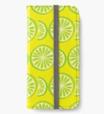 Lime iPhone Wallet/Case/Skin