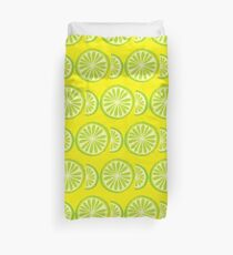 Lime Duvet Cover