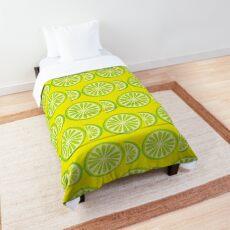 Lime Comforter