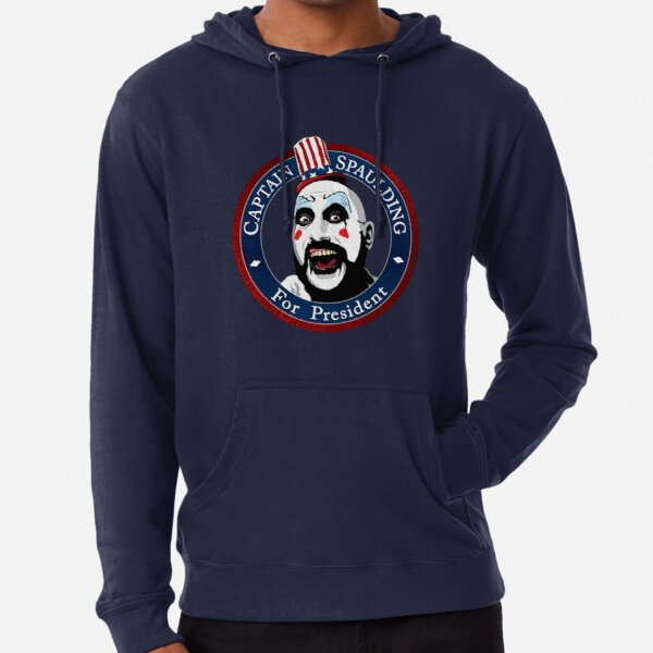 Captain Spaulding for president Exclusive t-shirt Lightweight Hoodie