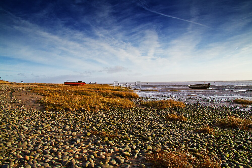 Lytham Beach by Peter Stone