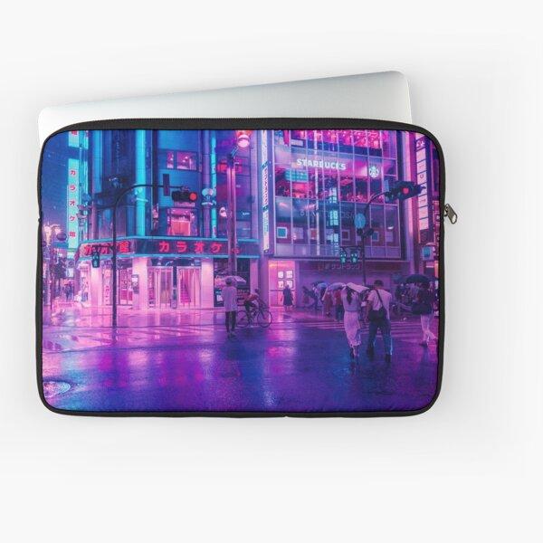 Neon Nostalgia Laptop Sleeve