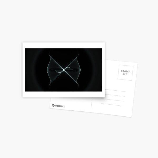Symphony in black & white Postcard