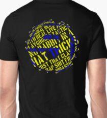 J5 - Concrete Schoolyard Unisex T-Shirt