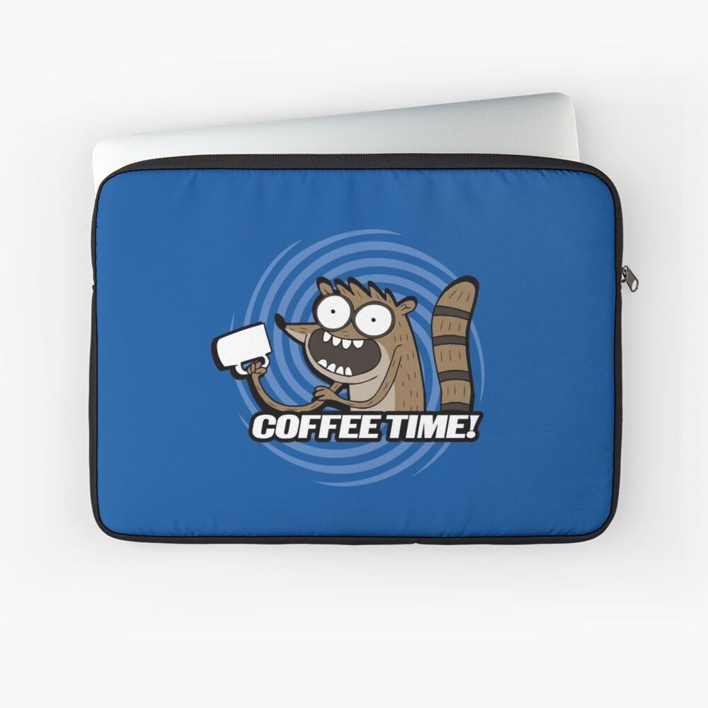 Coffee Time! Laptop Sleeve