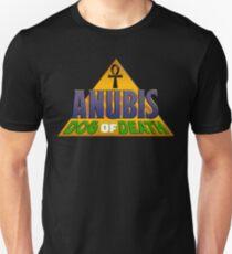 'Anubis: Dog of Death' Logo Slim Fit T-Shirt