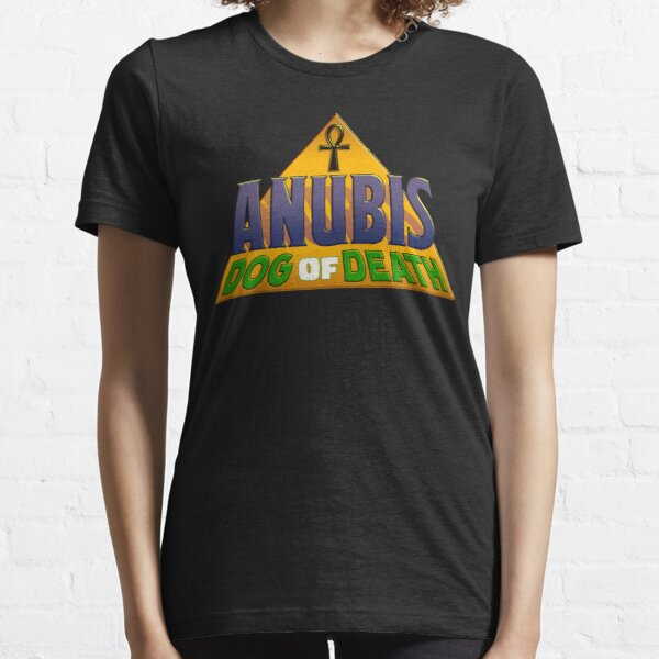 'Anubis: Dog of Death' Logo Essential T-Shirt