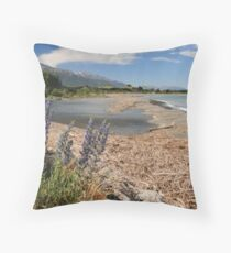 The Abel Tasman - New Zealand Throw Pillow