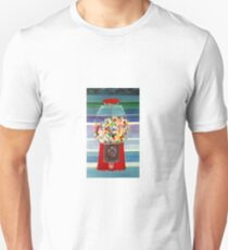 retro gumball machine  T-Shirt