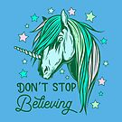 Dont Stop Believing by hurmerinta
