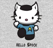 Spock Kitty