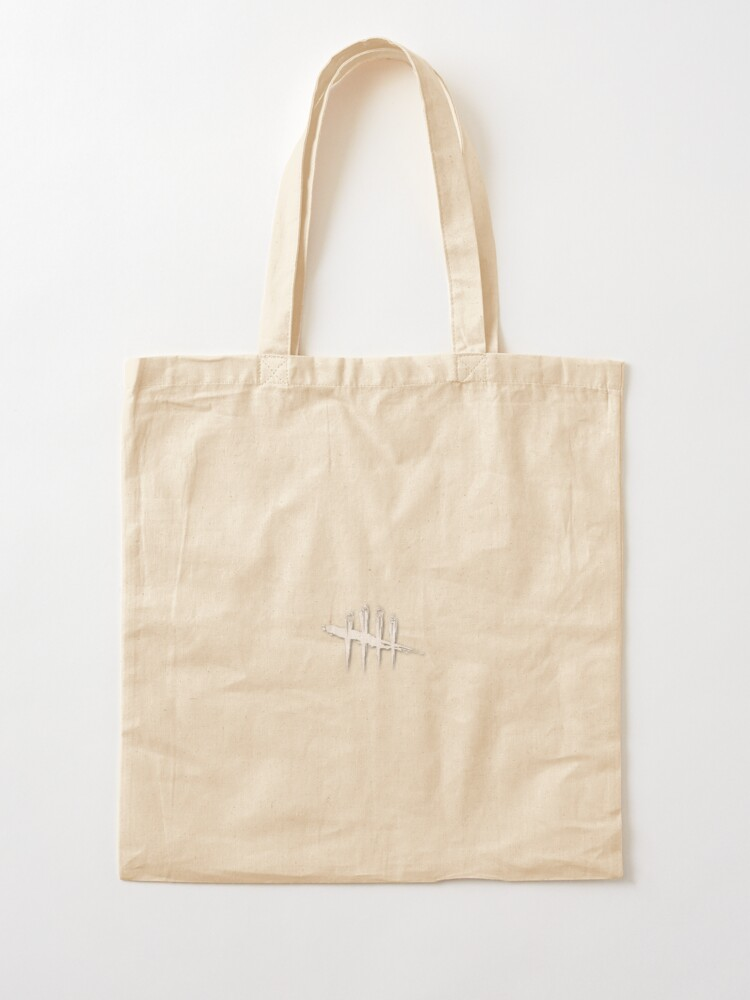 Dead By Daylight Logo White Tote Bag By Hannahpleming Redbubble 35 dead by daylight logos ranked in order of popularity and relevancy. dead by daylight logo white tote bag by hannahpleming redbubble