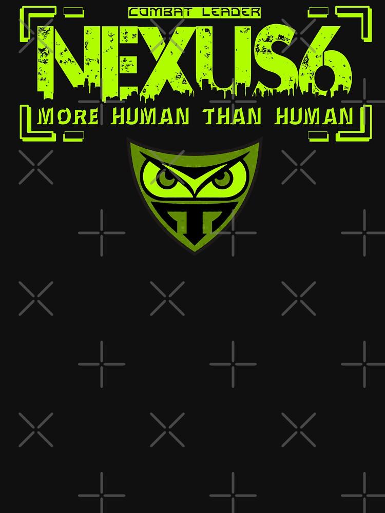 Nexus 6 Replicants | Unisex T-Shirt