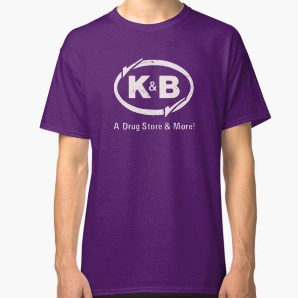 K&B 1950s Aged [White] Classic T-Shirt