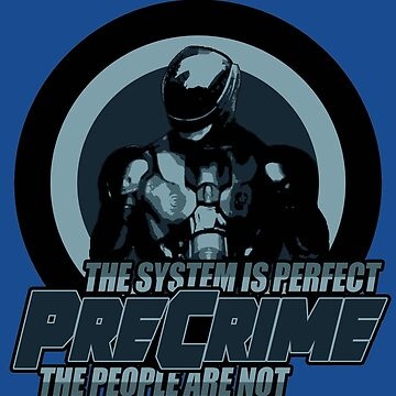 Department of Precrime by theycutthepower