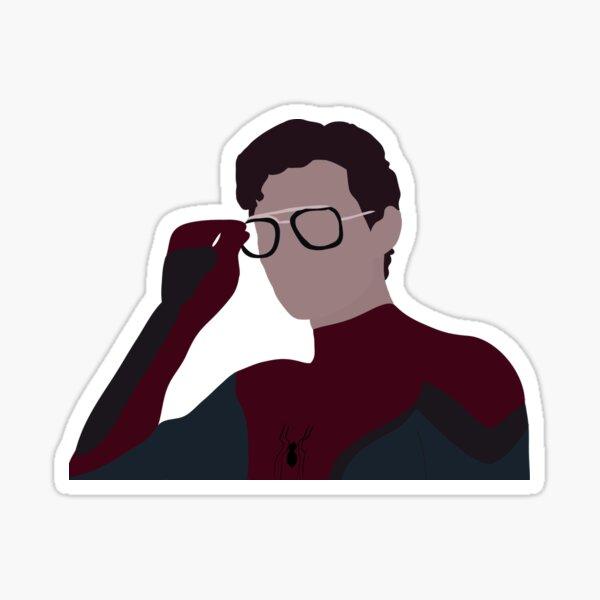 Peter Parker Pegatina
