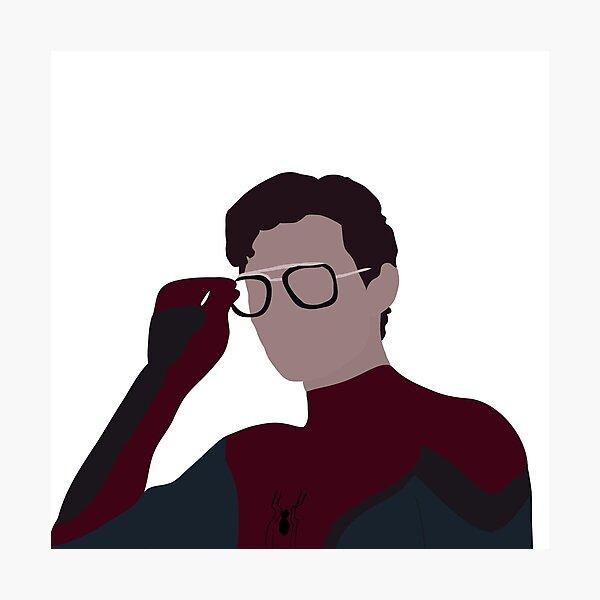 Peter Parker  Photographic Print