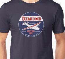 Ocean Liner Motor Oil Unisex T-Shirt