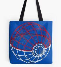 Pokeball 3D Tote Bag