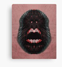 Grongo the Unsettling Canvas Print