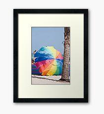 Breeze Buffer Framed Print